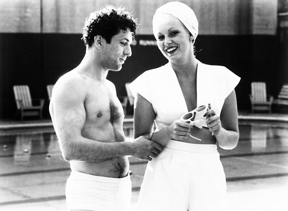 De Niro and Moriarty as Jake and Vicki LaMotta in 'Raging Bull' (Photo: Universal/Courtesy Everett Collection)