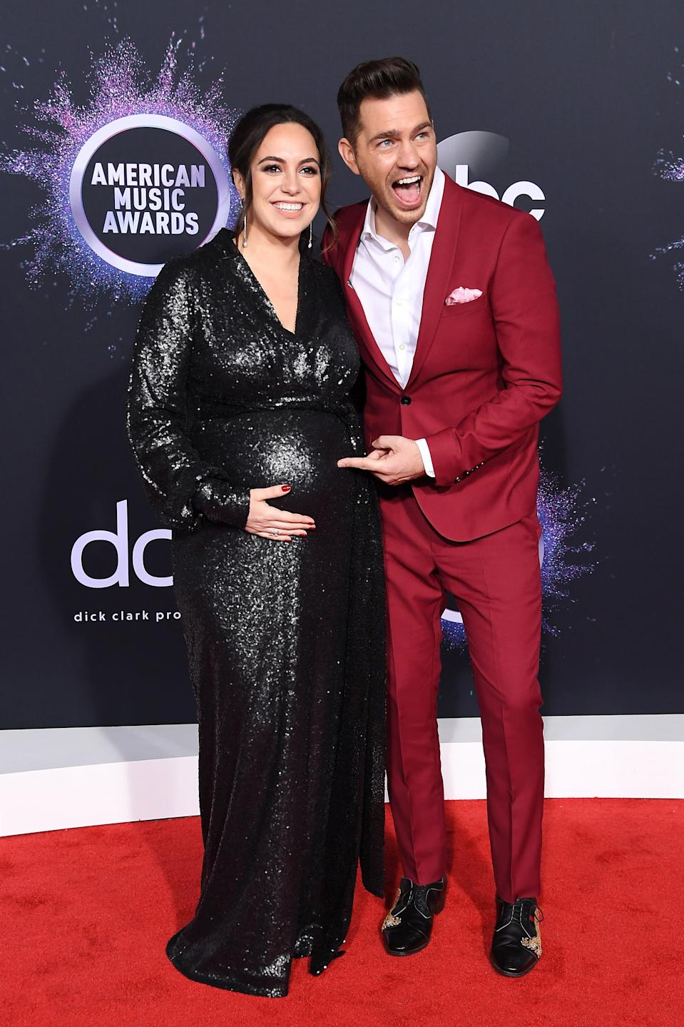 """<h1 class=""""title"""">Aijia Lise and Andy Grammer</h1><cite class=""""credit"""">Photo: Getty Images</cite>"""