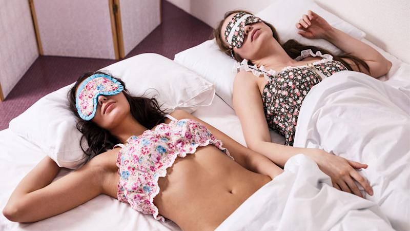 Prone to Getting Greasy During The Day? Replace Morning Moisturizer With Overnight Masks