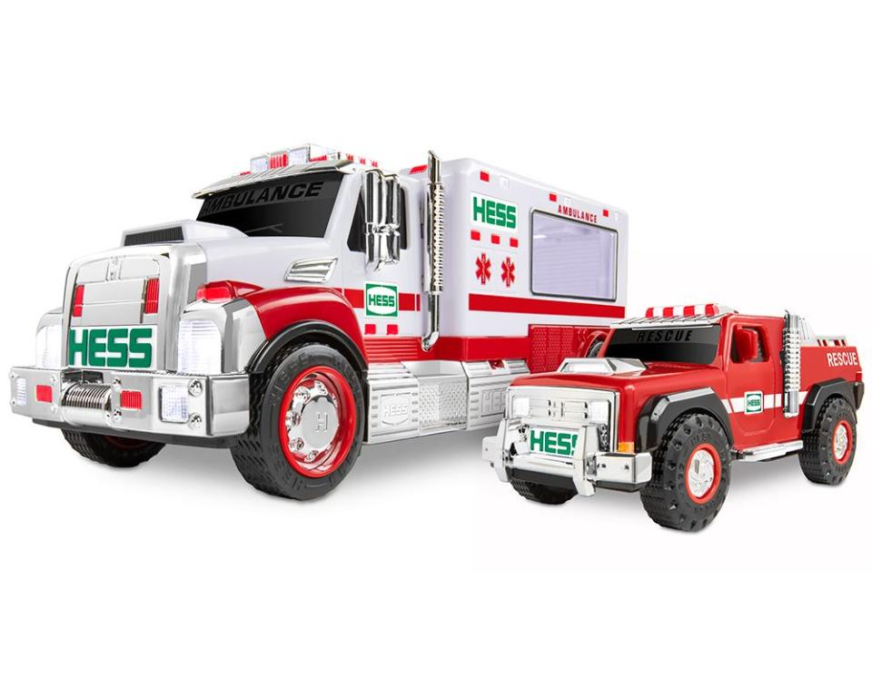 hess holiday truck 2020