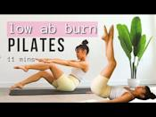 """<p>Like many content creators on this list, Tony Rivera puts forth a range of workout videos, from cardio to HIIT to dance. But as a trained ballet dancer, Pilates and barre are her specialty. Try workouts that produce a major burn ranging from 10, 15, 20, and 30 minutes that are divided by muscle group focus.</p><p><a href=""""https://www.youtube.com/watch?v=ckTqHswRlxQ"""" rel=""""nofollow noopener"""" target=""""_blank"""" data-ylk=""""slk:See the original post on Youtube"""" class=""""link rapid-noclick-resp"""">See the original post on Youtube</a></p>"""