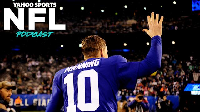 Charles Robinson & Terez Paylor discuss Eli Manning's Hall of Fame credentials on the latest Yahoo Sports NFL Podcast.