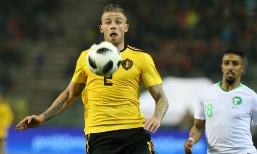 Toby Alderweireld warned over Belgium World Cup place by Roberto Martínez