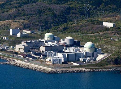 This aerial view, taken in 2010, shows the Tomari nuclear plant in northernmost Hokkaido, northern Japan. Japan is set to go without nuclear energy for the first time since 1970 from May 5, when the Tomari reactor shuts down for maintenance, heightening fears of a looming power crunch this summer
