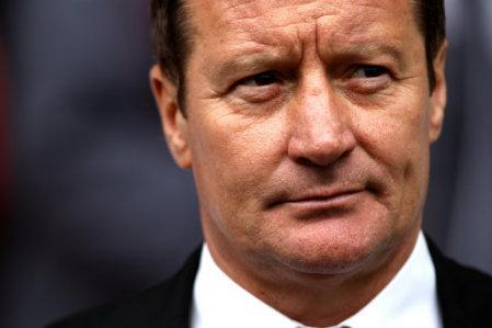 Sheffield United's manager Danny Wilson