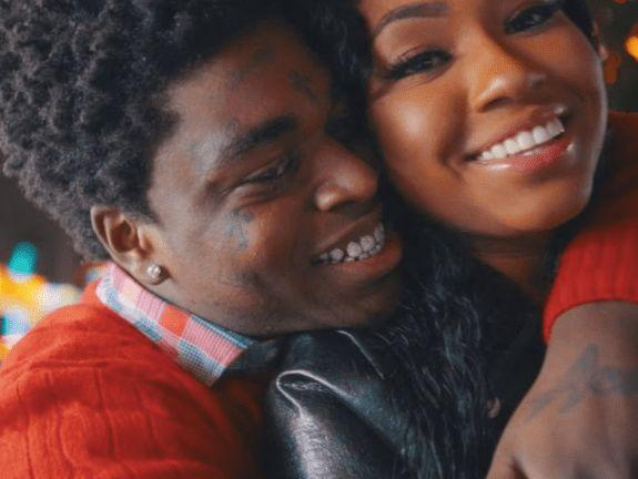 Kodak Black Drops Surprise Freestyle From Jail And Addresses Yung Miami's Baby