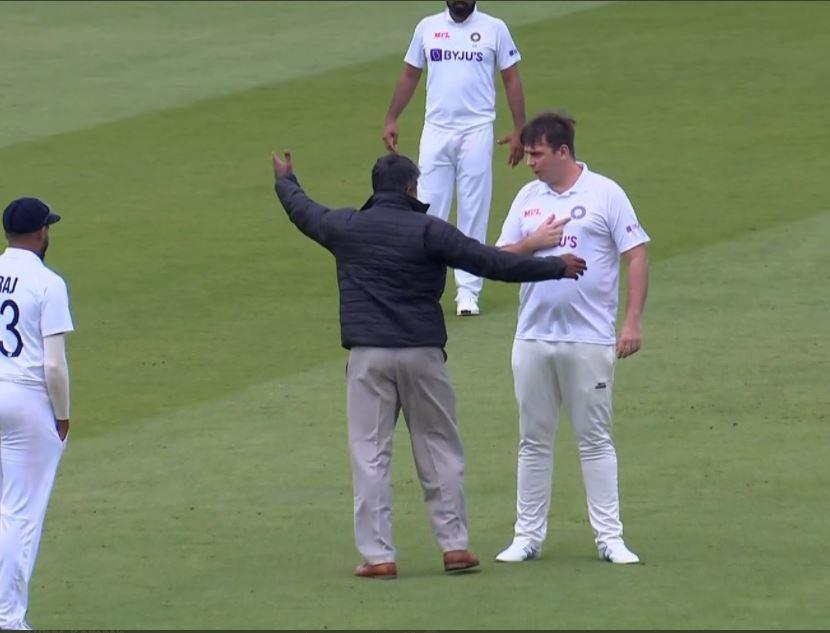 India, England, Lord's Test
