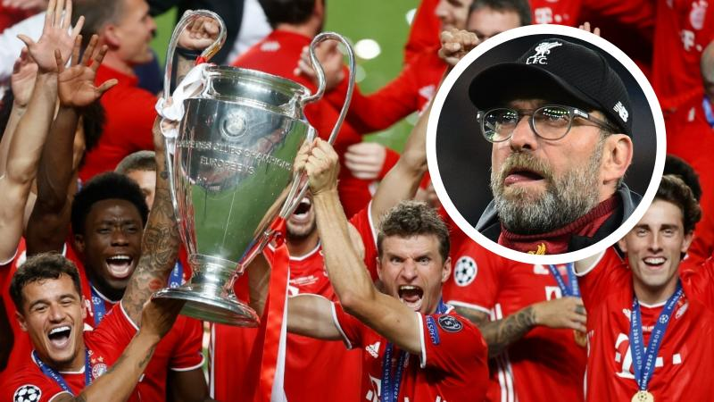 Klopp claims Bayern were 'a little lucky' in Champions League win thanks to Bundesliga advantage