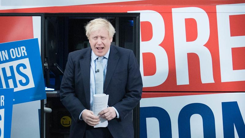 Boris Johnson: Tories will end Brexit uncertainty for business