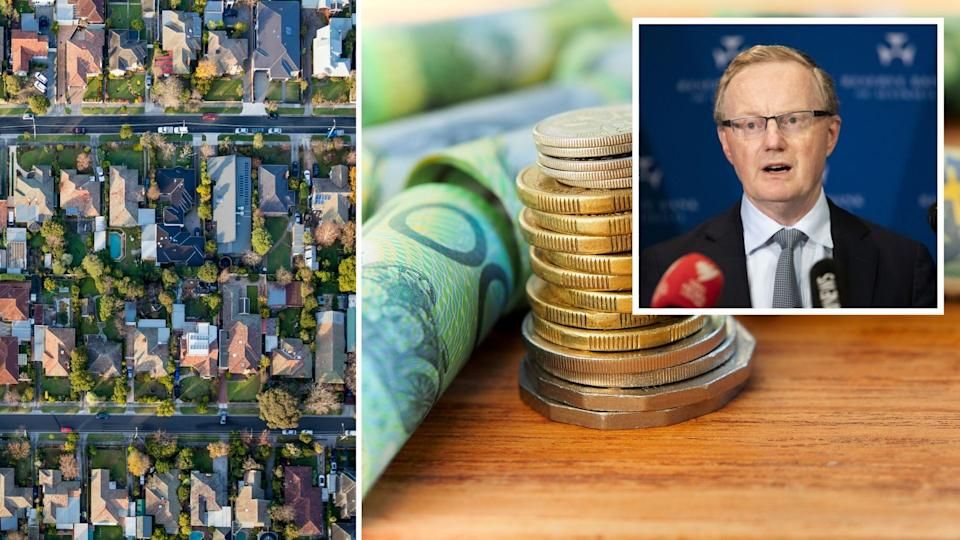 RBA Governor Philip Lowe has handed down the bank's March interest rate decision. Images: Getty