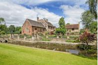 """<p>This charming Grade II listed Tudor country house, which is situated in the deep folds of West Sussex, has links to Henry VIII's wife Catherine Howard. In fact, it's thought she spent much of her childhood at the property. </p><p><a href=""""https://www.knightfrank.co.uk/properties/residential/for-sale/denne-road-horsham-west-sussex-rh12/hor150058"""" rel=""""nofollow noopener"""" target=""""_blank"""" data-ylk=""""slk:This property is on the market for £5,500,000 via Knight Frank."""" class=""""link rapid-noclick-resp"""">This property is on the market for £5,500,000 via Knight Frank.</a><br></p>"""