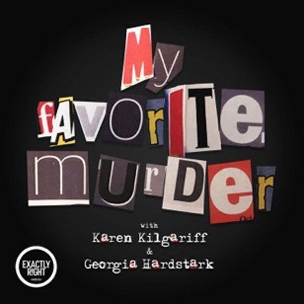 """<p><em>My Favorite Murder</em> is perhaps the best-known true crime podcast on the web, with almost a million Instagram followers and a cult of fans known as """"Murderinos."""" On each episode, Karen Kilgariff and Georgia Hardstark discuss an intriguing (and often little-known) case, hilariously riffing off each other as they Zoom from their home studios. New episodes drop every week, with mini-episodes of """"hometown"""" cases dropping in the middle of the week. </p>"""