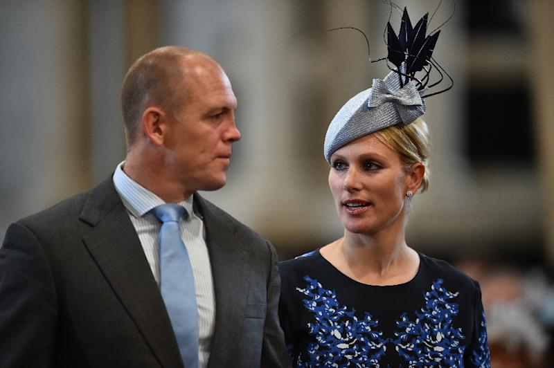 Zara and Mike Tindall lose their baby