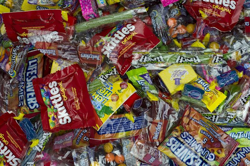 This is the most popular Halloween candy in America
