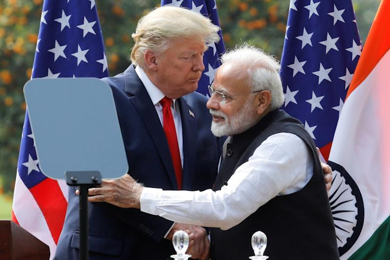 Modi Wishes 'Friend' Trump, First Lady Melania Quick Recovery from Covid-19