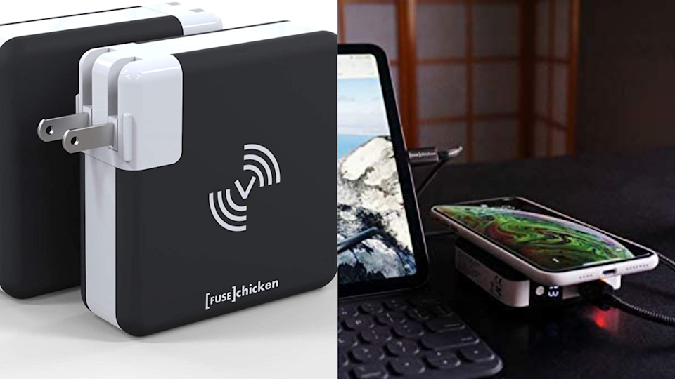 When no outlet is in sight, this portable charger is a must-have.