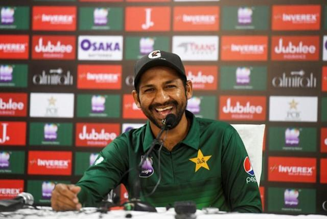 Pakistan had reached number one in the Twenty20 rankings under Sarfaraz, winning 11 series along the way (AFP Photo/ASIF HASSAN)