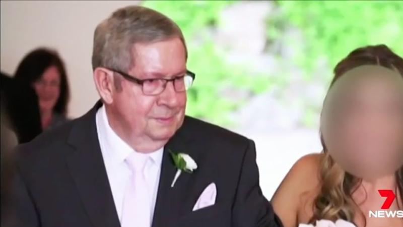 It's believed the couple's only daughter was only recently married. Source: 7 News
