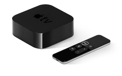 Apple 4K tv box