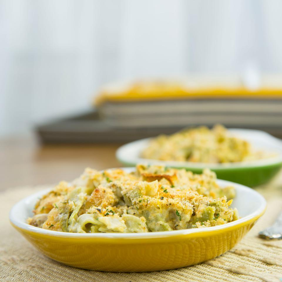 <p>This retro dish will please kids and adults alike.</p>