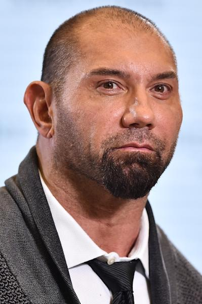 As Mr Hinx in 'Spectre,' the latest adventure of the unflappable 007, Dave Bautista joins a pantheon of bad guys that are at least as interesting as James Bond himself (AFP Photo/Ben Stansall)