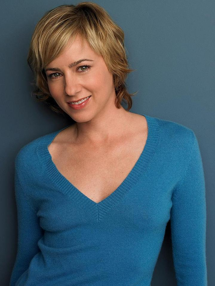 Traylor Howard stars as Natalie in Monk on the USA Network.