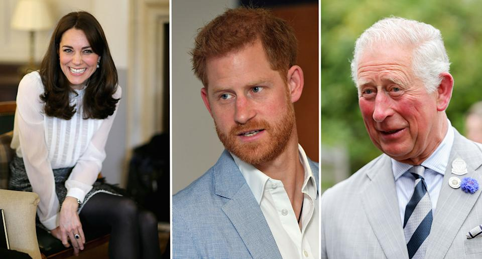 The Duchess of Cambridge, the Duke of Sussex and the Prince of Wales have all been guest editors. [Photos: Getty]