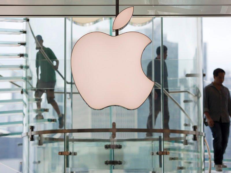 Apple sets record as most valuable company
