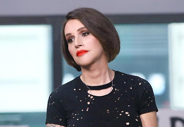 "<em>Transparent</em> writer and producer Our Lady J has spoken out about the allegations, say they have ""shattered"" her. (Photo: Getty Images)"