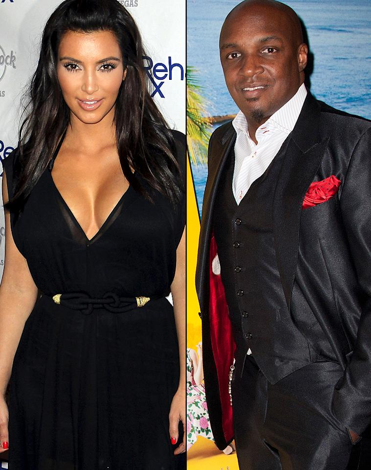 "<p class=""MsoNormal""><span><b>Kim Kardashian, 19, and Damon Thomas, 30</b><br> </span><span>Long before she ever met Kris Humphries, Kim Kardashian eloped with music producer Damon Thomas, back in 2000, when she was just 19 and he was 30. The tumultuous marriage, which Kardashian has claimed included domestic violence, didn't fare much better than her second union and Thomas filed for divorce in 2003. Still, their nearly four-year marriage lasted a lot longer than Kim's latest 72-day marital stint!</span><span></span></p>"