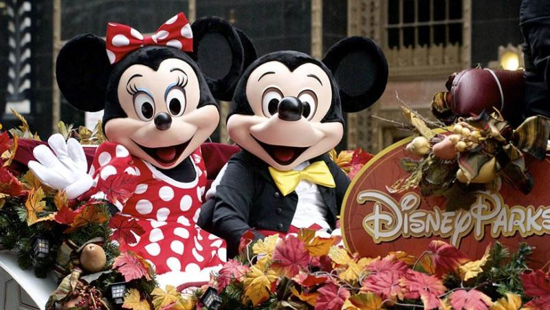 People couldn't get enough of Disney this year... Photo: iStock