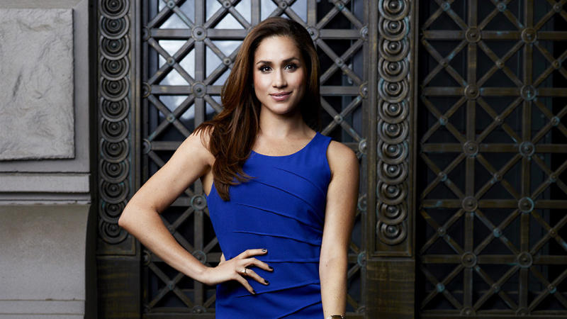 Meghan Markle earned $50,000 per episode playing Suits' Rachel Zane. Photo: Getty Images