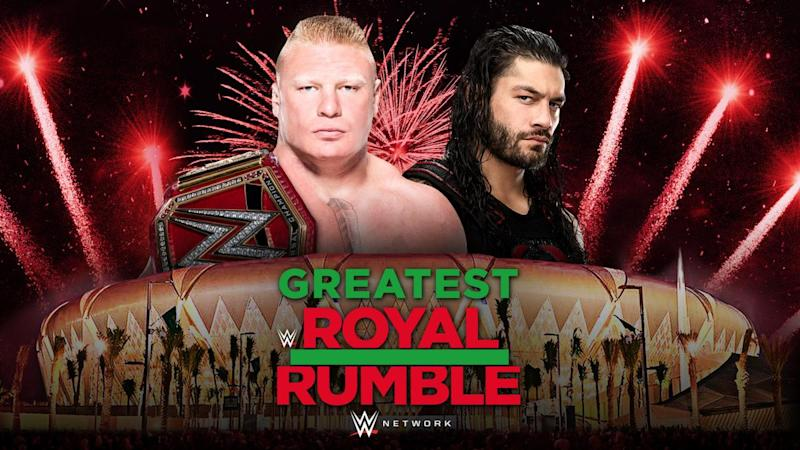 How To Watch Greatest Royal Rumble Online Wwe Network Free Trial And Start Time