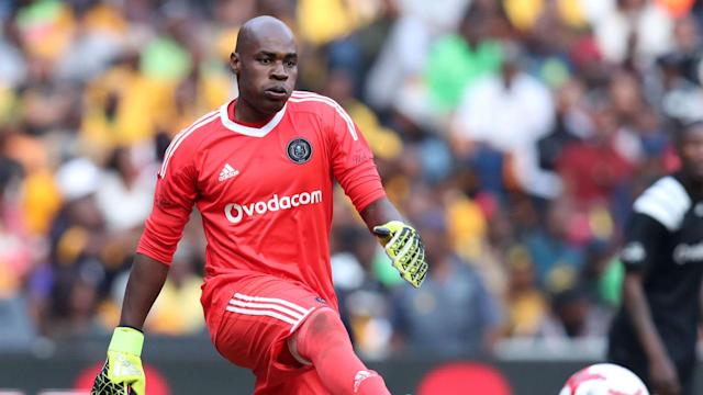 The former South Africa international feels that Mpontshane is good enough to be Bucs' first keeper