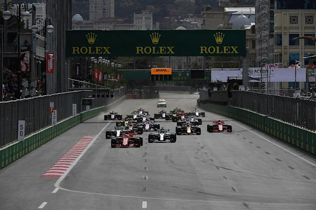 Video: Five things to watch out for in Baku