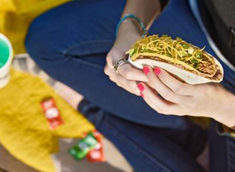 You'll Never Guess What Taco Bell Uses to Season Its Beef