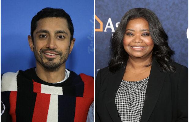 Riz Ahmed and Octavia Spencer to Star in Sci-Fi 'Invasion' at Amazon