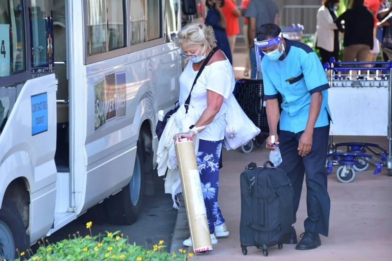 In July, the idyllic Indian Ocean holiday destination partly reopened to vaccinated international visitors (AFP/-)