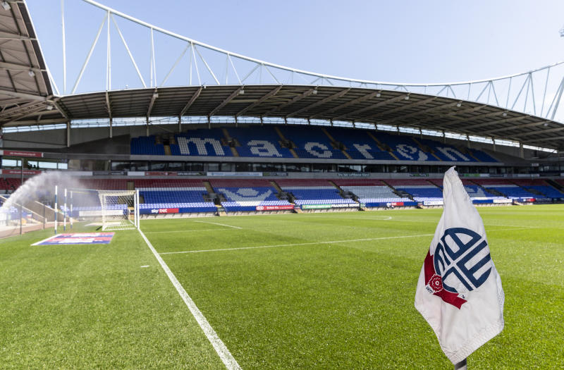 Bolton Wanderers are facing the prospect of liquidation. (Credit: Getty Images)