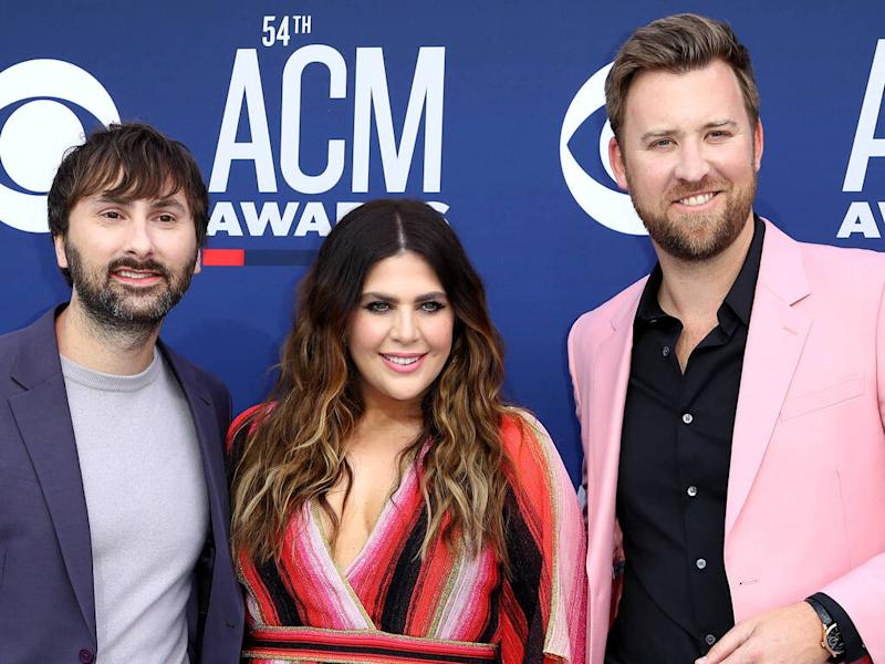 Anita 'Lady A' White urges country stars to adopt completely new stage moniker