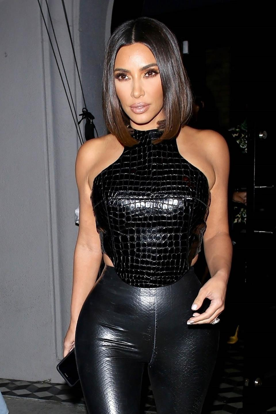 9 Short Haircut Ideas For Summer Inspired By Kim Kardashian West Rihanna And More