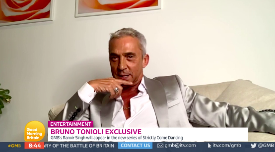 Bruno Tonioli has opened up on how he will fit in to the upcoming Strictly series. (ITV)