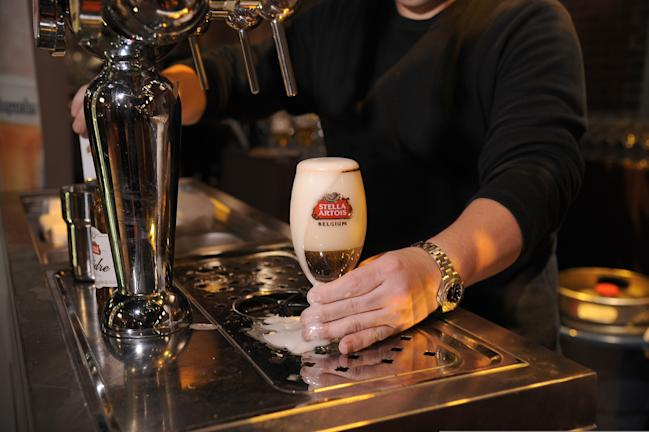 global branding stella artois brewing company Free essay: the global branding of stella artois synopsis interbrew had developed into the world's fourth largest brewer by acquiring and managing a large.