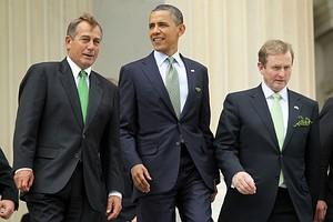 Boehner And Obama Are Being Pushed Into Another Ugly Barroom Brawl Over Debt Limit