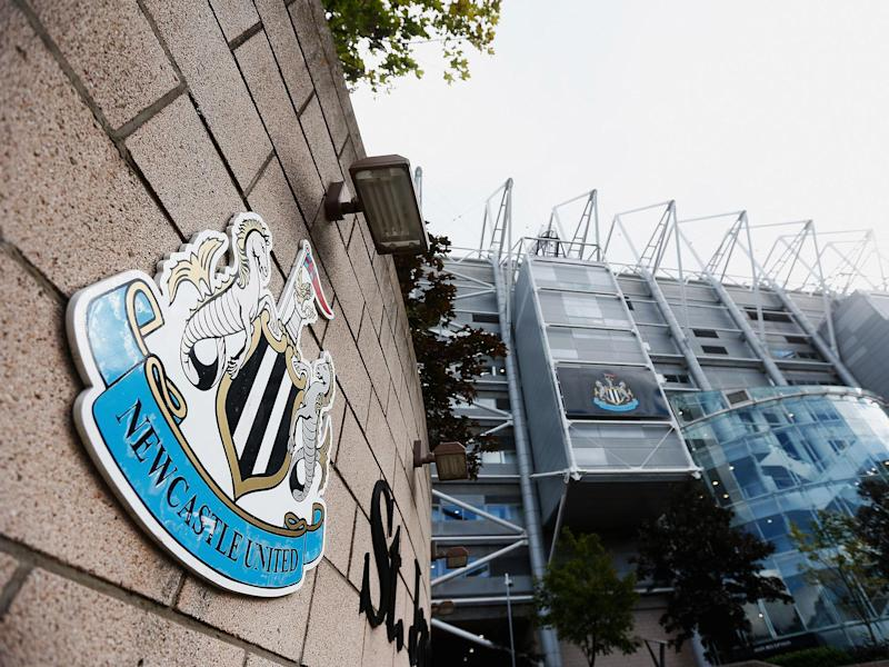Newcastle were raided by HMRC officers as part of an investigation into tax evasion and National Insurance fraud: Getty