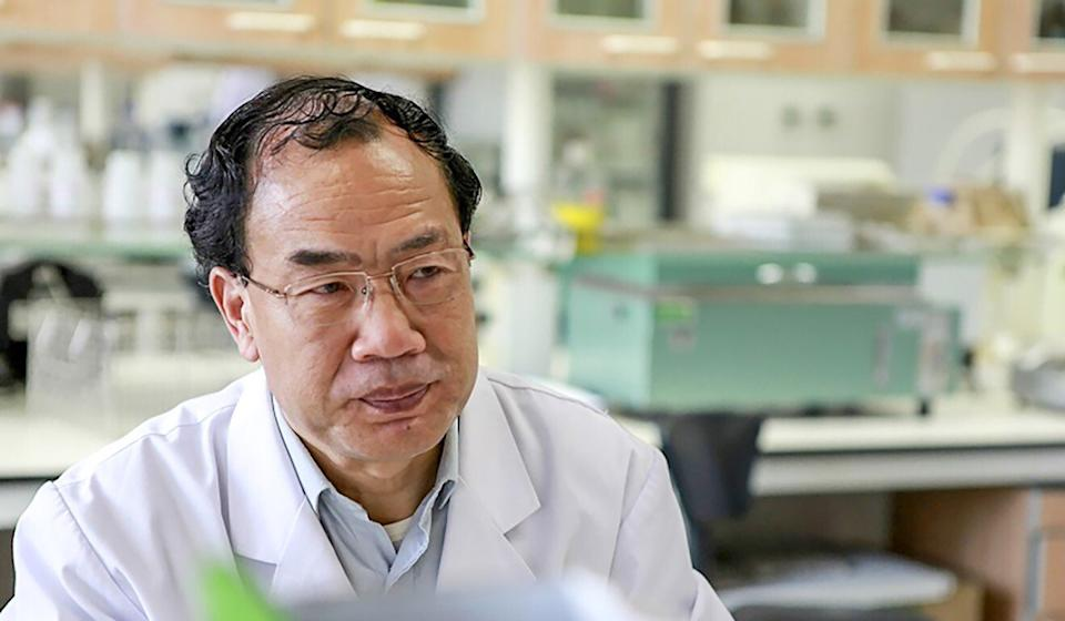 Zhang Yongzhen led the Shanghai team that published the genome sequence of the novel coronavirus. Photo: Handout