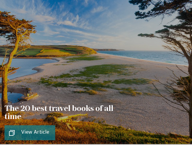 The 20 best travel books of all time