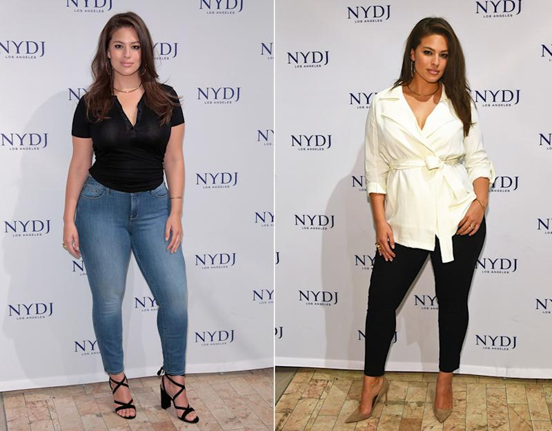 hei wie ashley graham so tr gt man skinny jeans in plus size. Black Bedroom Furniture Sets. Home Design Ideas