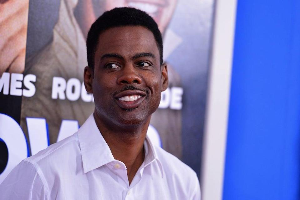 Chris Rock reveals he has tested positive for Covid (Getty Images)