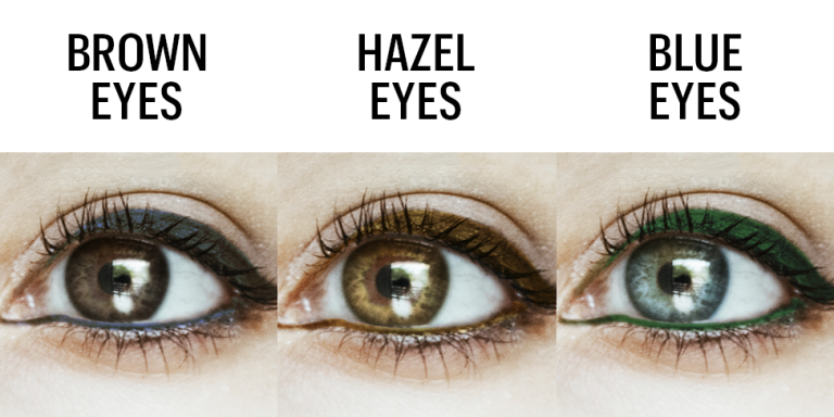 <p>Find the best shade to accentuate your eyes.</p>